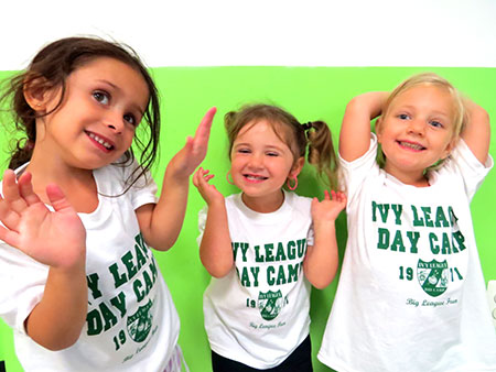 Why Choose Ivy League Day Camp