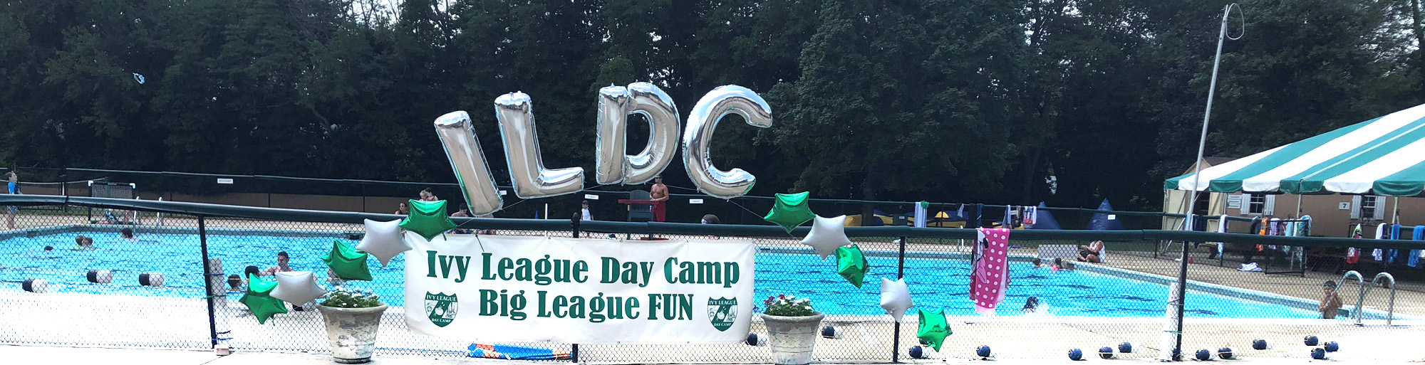 """Lucky to Have Fun at Ivy League Day Camp"" OPEN HOUSE!"