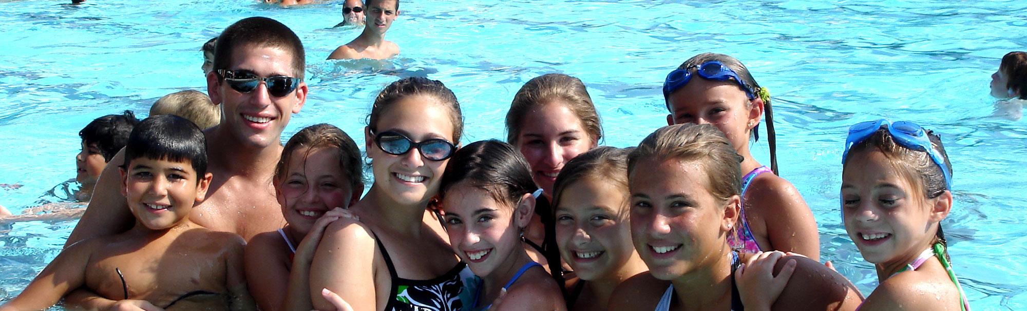Swim, Athletics, Arts, Adventure